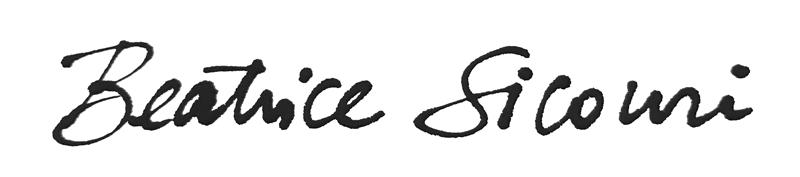 Béatrice Sicouri - Dessinatrice, graphiste et plasticienne